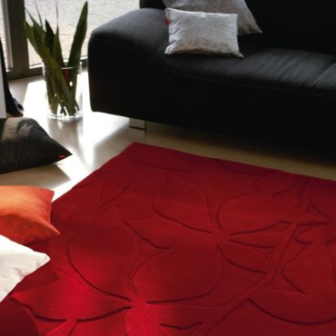 Le tapis metallic chic de Esprit Home