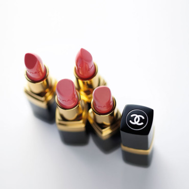 Maquillage Chanel : rouge à lèvres Rouge Coco