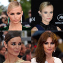 Maquillage : le smoky eye au Festival de Cannes 2012