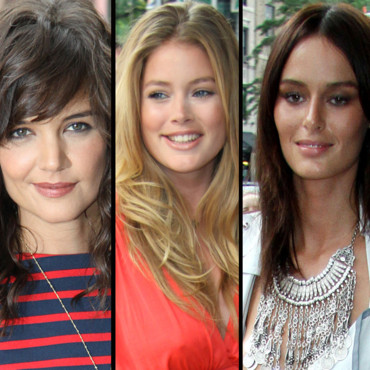 The Extra Man : Katie Holmes, Doutzen Kroes, Nicole Trunfio