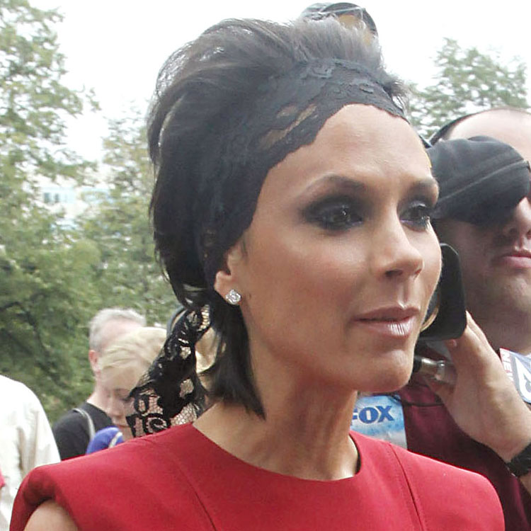 Photo Coupe De Cheveux Victoria Beckham