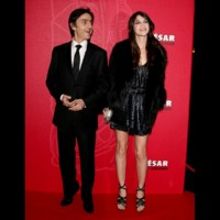 Photo : le couple Charlotte Gainsbourg et Yvan Attal