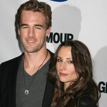 people : James Van Der Beek et Heather McComb