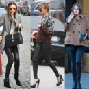Miranda Kerr, Jessica Biel... Toutes folles du pantalon en cuir