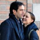 Natalie Portman et son fianc Benjamin Millepied