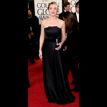 Kate Winslet aux Golden Globes 2009