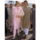 Lady Di en tenue traditionnelle indienne