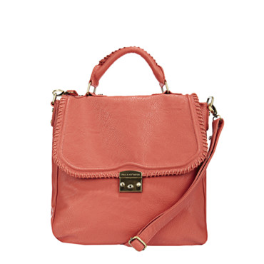 Le sac corail Paul & Joe Sister 120 euros sur Monshowroom
