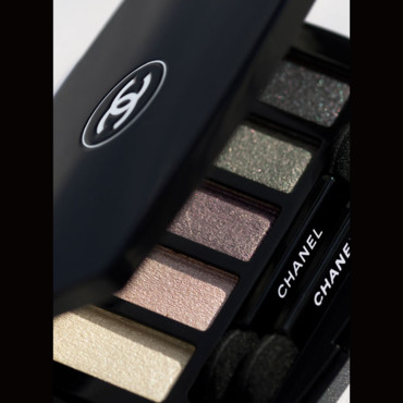 Maquillage Chanel : Ombres perlées