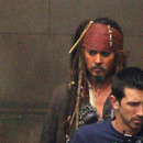 Johnny Depp Pirates des Caraïbes 4