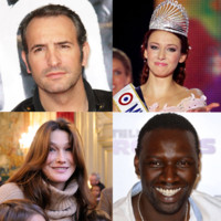 Miss France 2012, Jean Dujardin, Carla Bruni Sarkozy : ils ont fait l&#039;actu cette semaine !
