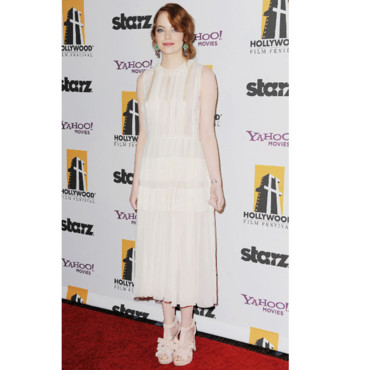 15e Hollywood Gala Awards Emma Stone