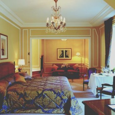 Junior Suite du Crillon