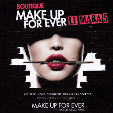 Boutique Make Up For Ever