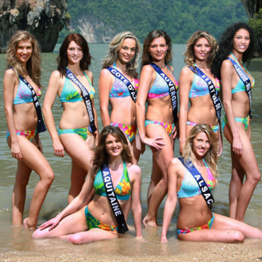 Miss France 2009