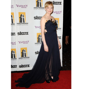 15e Hollywood Gala Awards Michelle Williams