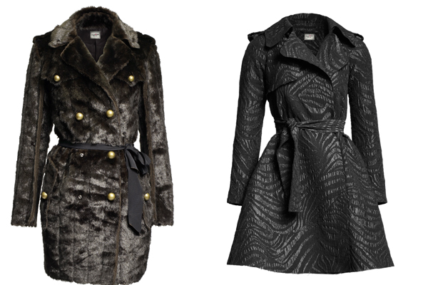 Shopping manteau lanvin loves H&M