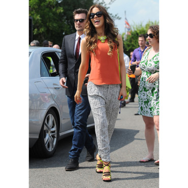 Kate Beckinsale à Nottingham le 17 juillet 2013