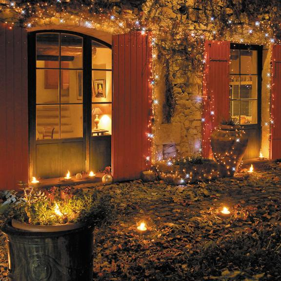 Les plus jolies illuminations de no l illumination de no l ambiance blach - Illumination maison noel ...