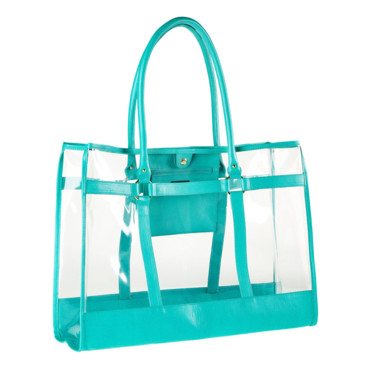 Sac en plastique transparent H&M 24,95 euros
