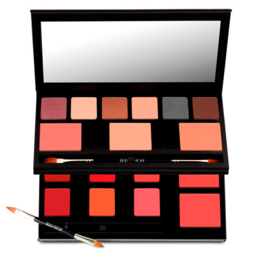 Palette maquillage de Noël Colour Wardrobe Laura Mercier