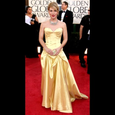 Christina Applegate aux Golden Globes 2009
