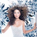 Visuel d'ambiance collection White Magic Laura Mercier Hiver 2013