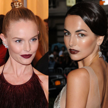 Le rouge à lèvres purple Kate Bosworth Camilla Belle