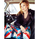 Sac Lonchamp patchwork by Kate Moss