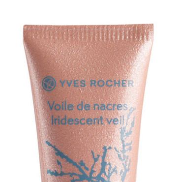 Maquillage automne-hiver : Yves Rocher voile de nacres or rose