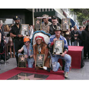 Village People Walk of Fame