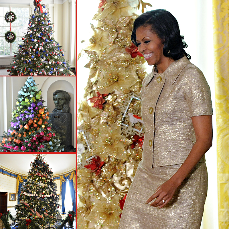 Decoration de noel maison blanche for Au coeur de la maison blanche barack obama