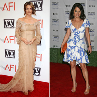 Top Flop Stana Katic vs Robin Tunney 2
