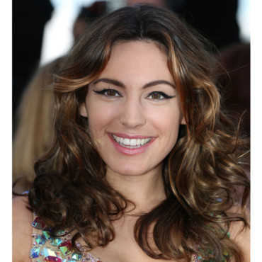 Kelly Brook au Festival de Cannes 2012
