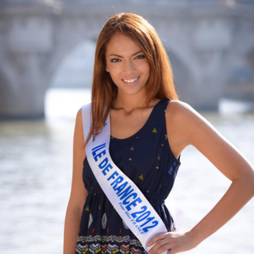 Candidates Miss France 2013 : Sabrina Benamara, Miss Ile-de-France 2012