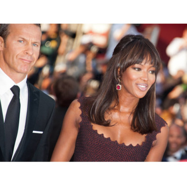 Naomi Campbell Cannes 2011