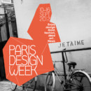 Paris Design Week septembre 2012 : suivez le guide !