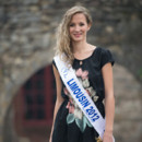 Candidates Miss France 2013 : Sandra Longeaud, Miss Limousin 2012