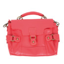 Sac orange tangerine Naf Naf 35 euros