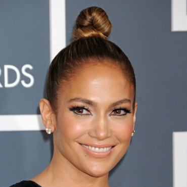 Jennifer Lopez lors des Grammy Awards 2013