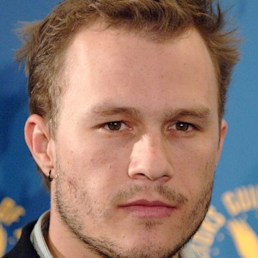 People : Heath Ledger