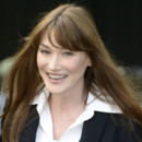 Carla Bruni-Sarkozy,  coeur ouvert : Avec 20 kilos de plus, j&#039;tais juste moche !