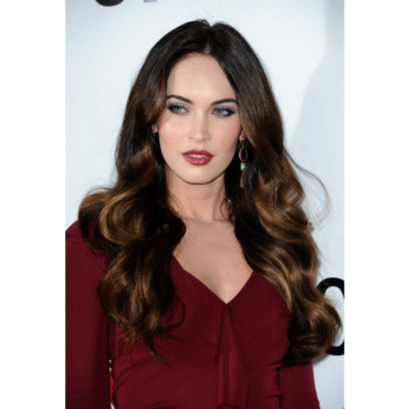 La chevelure brillante de Megan Fox