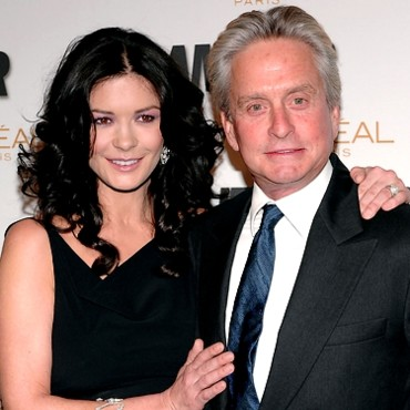 Plurielles.fr > People : Catherine Zeta-Jones et Michael Douglas