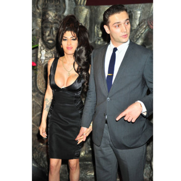 Amy Winehouse et Reg Traviss