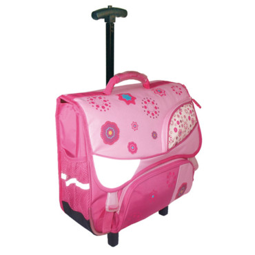 Cartable à roulette fille Olaf