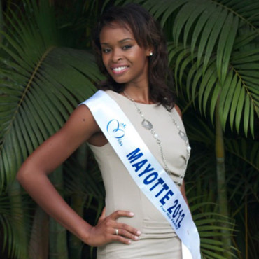 Candidates Miss France 2013 : Stanisla Said, Miss Mayotte 2012