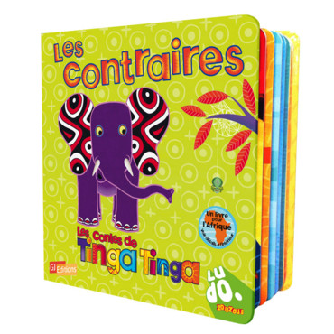 La collection des contes de Tinga Tinga