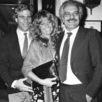 Photo : Farrah Fawcett à Paris en 1980