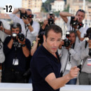 Jean Dujardin tape la pose pour The Artist